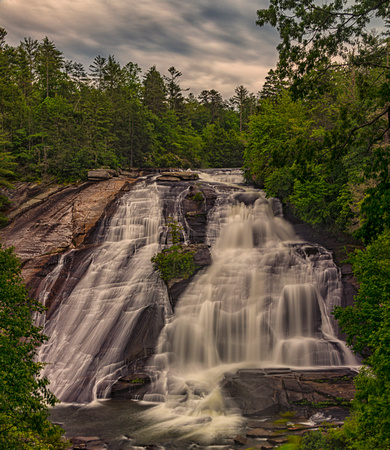 High Falls in May