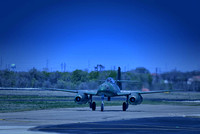 1549 Me 262 Taxiing In