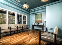 Reception Area of Hendersonville Dermatology Clinic