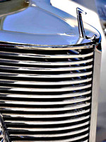 Hot Chrome Grille